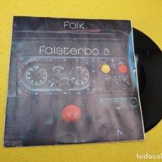Discos de vinilo: LP FALSTERBO-3 ?– FOLK (EX-/M-) SPAIN 1971 EDIGSA VINILO Ç. Lote 143141394
