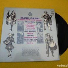 Discos de vinilo: LP BEATLES ENOCH LIGHT ORCHESTRA (EX+/M-) SPAIN PRESS GATEFOLD 1974 LET IT BE Ç. Lote 143142538