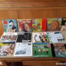 Discos de vinilo: LOTE DE 13 DISCOS DE VINILO DE LOS AÑOS 60 - 70. Lote 143142666