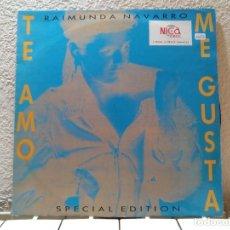Discos de vinilo: RAIMUNDA NAVARRO . Lote 143151278