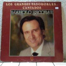Discos de vinilo: MANOLO ESCOBAR . Lote 143152398