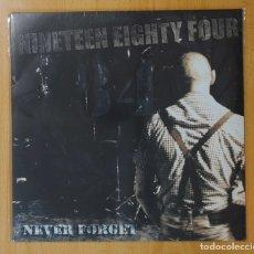 Discos de vinilo: NINETEEN EIGHTY FOUR - NEVER FORGET - LP. Lote 143152958