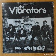 Discos de vinilo: THE VIBRATORS - THE 1977 DEMOS - LP. Lote 143153012