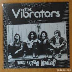 Discos de vinilo: THE VIBRATORS - THE 1976 DEMOS - LP. Lote 143153037