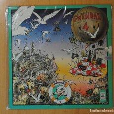 Discos de vinilo: GWENDAL - 4 - LP. Lote 143153158