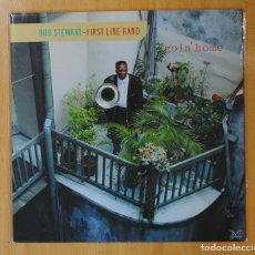 Discos de vinilo: BOB STEWART - FIRST LINE BAND / GOIN HOME - LP. Lote 143154100