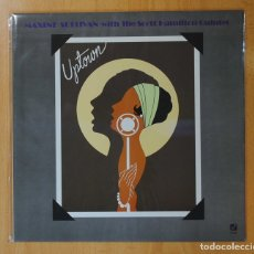 Discos de vinilo: MAXINE SULLIVAN WITH THE SCOTT HAMILTON QUINTET - UPTOWN - LP. Lote 143154236