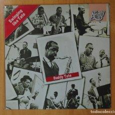 Discos de vinilo: BUDDY TATE - SWINGING LIKE TATE - LP. Lote 143154246