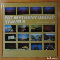 Discos de vinilo: PAT METHENY GROUP - TRAVELS - LP. Lote 143154456