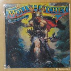 Discos de vinilo: MOLLY HATCHET - FLIRTIN´ WITH DISASTER - LP. Lote 143156049