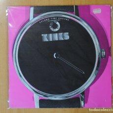 Discos de vinilo: THE KINKS - SECOND TIME AROUND - LP. Lote 143156110