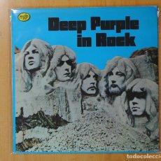 Discos de vinilo: DEEP PURPLE - IN ROCK - LP. Lote 143156229