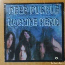 Discos de vinilo: DEEP PURPLE - MACHINE HEAD - LP. Lote 143156300