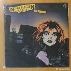 Discos de vinilo: NINA HAGEN BAND - UNBEHAGEN - LP. Lote 143156824