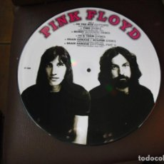 Discos de vinilo: PINK FLOYD: FOTODISCO-PICTURE DISC-OUTTAKES-DEMOS-MORE RARE BEAUTIES-GRABADO EN ABBEY ROAD-BEATLES. Lote 143156878