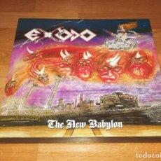 Discos de vinilo: EXODO CD/LP/TSHIRT BOXSET, SPANISH HEAVY ULTRA RARE-SUBETERRANEO-ZEUS-MAGO DE OZ *OFERTA SOLO HOY*. Lote 143158042