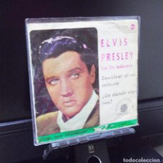 Discos de vinilo: ELVIS PRESLEY ---RETURN TO SENDER- ----ORIGINAL AÑO 1962 ----------RCA VICTOR 47-8100. Lote 143161782
