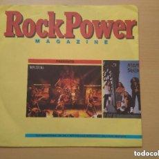 Discos de vinilo: FLEXI- DISC PROMOCION ROCK POWER MAGAZINE. SEPULTURA ATOM SEED. Lote 143162586