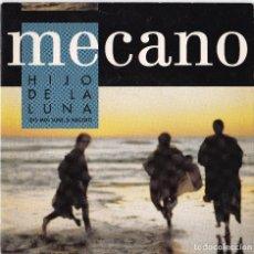 Discos de vinilo: MECANO - HIJO DE LA LUNA (MADE IN FRANCE). Lote 143164786