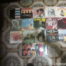 Discos de vinilo: LOTE DE EPS Y SINGLES. Lote 143170770