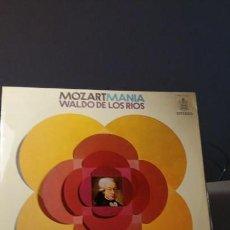 Discos de vinilo: MOZARTMANIA WALDO DE LOS RÍOS LP. Lote 143173482