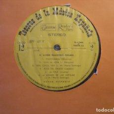 Discos de vinilo: TESOROS DE LA MUSICA ESPAÑOLA - DISCO 12 - BANDA HISPANIA - READER'S DIGEST. Lote 143176574