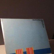 Discos de vinilo: MANFRED MANN'S EARTH BAND CHANCE LP. Lote 143178406