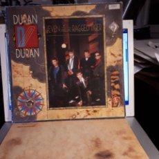 Discos de vinilo: DURAN DURAN -SEVEN AND THE RAGGED TIGER. Lote 143184108