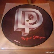 Discos de vinilo: DEEP PURPLE PERFECT STRANGERS & SON OF ALERIK PICTURE DISC SINGLE ED INGLESA. . Lote 143184454