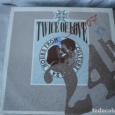 Discos de vinilo: TWICE OF LOVE 24 HOURS FROM CULTURE . Lote 143184710