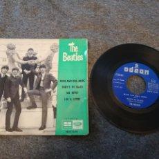 Discos de vinilo: THE BEATLES – ROCK AND ROLL MUSIC SINGLE LP VINILO . Lote 143188518