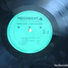 Discos de vinilo: MEGABEAT MEGABEAT 4 . Lote 143190114