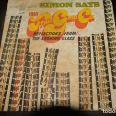 Discos de vinilo: 1910 FRUITGUM CO. SIMON SAYS / REFLECTIONS FROM THE LOOKING GLASS. Lote 143190230