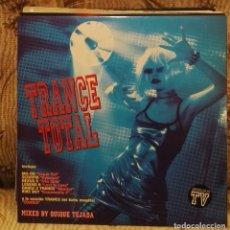 Discos de vinilo: 13 MAXI LP ELECTRONIC + 2 LPS DOBLES THECNO POP TRANCE LIMITED EDITION. Lote 143191662