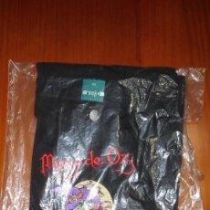 Discos de vinilo: MAGO DE OZ - CAMISETA LOGO BRUJA- CHICA - NEGRA - PRIMER DISCO. Lote 143198230