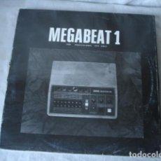 Discos de vinilo: MEGABEAT MEGABEAT 1 . Lote 143202046