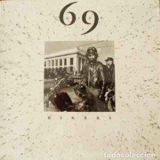 Discos de vinilo: 69 TRIBE BIKERS MAXI 12 . Lote 143205546