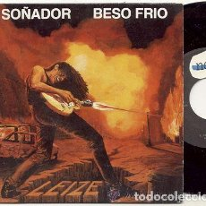 Discos de vinilo: LEIZE / SOÑADOR / SINGLE 45 RPM / EDITADO POR NOLA. Lote 143217818