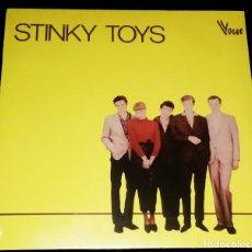 Discos de vinilo: S30 - STINKY TOYS. STINKY TOYS. LP VINILO NUEVO PRECINTADO. NEW WAVE. PUNK. FRANCIA. Lote 143221838