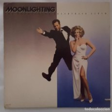 Discos de vinilo: LP / B.S.O. LUZ DE LUNA (MOONLIGHTING) / 1987 / USA. Lote 143222206