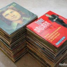 Discos de vinilo: LOTE 200 SINGLES VINILOS VARIOS ESTILOS . Lote 143224394