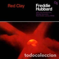 Discos de vinilo: FREDDIE HUBBARD – RED CLAY . Lote 143238418