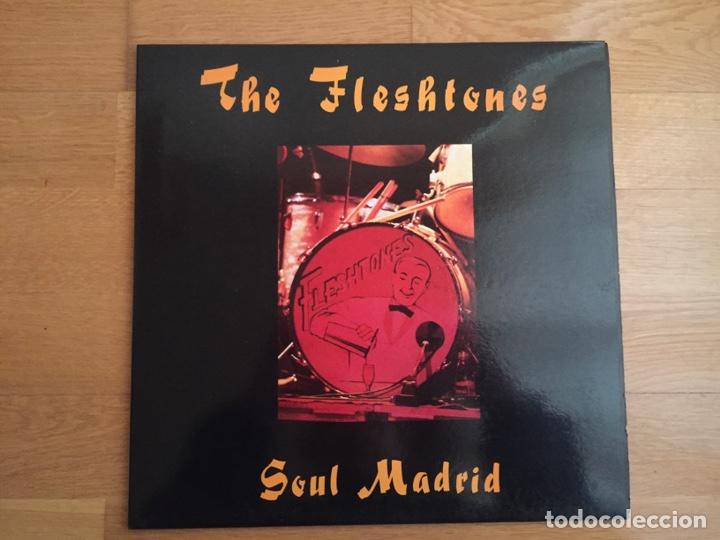 THE FLESHTONES: SOUL MADRID (Música - Discos - LP Vinilo - Pop - Rock - New Wave Extranjero de los 80)