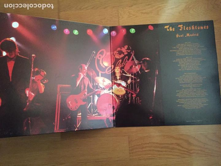 Discos de vinilo: THE FLESHTONES: SOUL MADRID - Foto 3 - 143239048