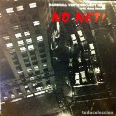 Discos de vinilo: MARSHALL VENTE / PROJECT NINE WITH ANNA DAWSON ?– NO NET!. Lote 143241714