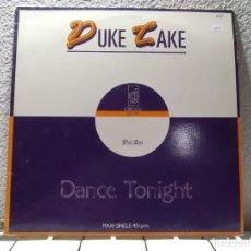 Discos de vinilo: DUKE CAKE . Lote 143242770