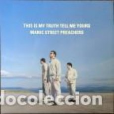 Discos de vinilo: LP MANIC STREET PREACHERS - THIS IS MY TRUTH TELL ME YOURS 2LP. Lote 143243274