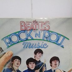 Discos de vinilo: THE BEATLES ROCK'N'ROLL MUSIC. Lote 143243400