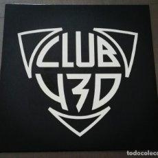 Discos de vinilo: CLUB 430 GRABACIONES 1992 CARLOS GOÑI LP ATILAZ. Lote 143246418