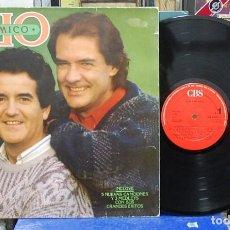 Discos de vinilo: DUO DINÁMICO. CBS 1986, REF. 450319 1. LP. Lote 143260758
